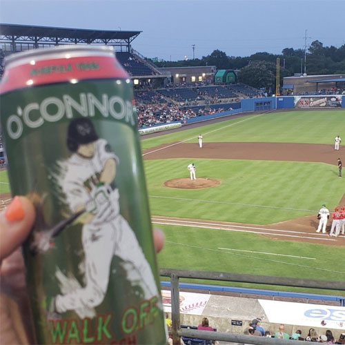 Walk-Off Kolsch – O'Conner Brewing