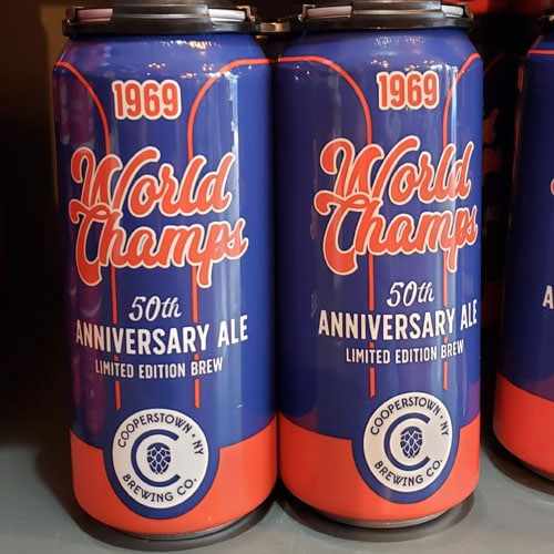1969 World Champs – Cooperstown Brewing Company