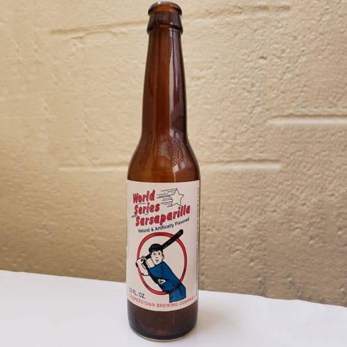 World Series Sarsaparilla – Cooperstown Brewing Company