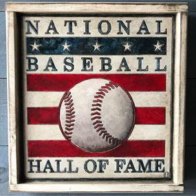 Tim Kuncis – Barnwood Sports – Hall of Fame Logo