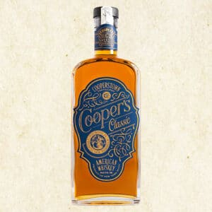 Cooper's Classic American Whiskey – Cooperstown Distillery