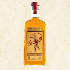 Spitball Cinnamon Whiskey – Cooperstown Distillery