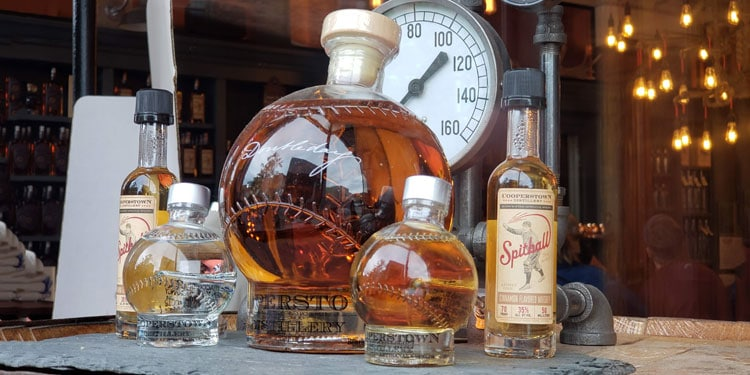 Cooperstown Distillery Storefront – Cooperstown, NY