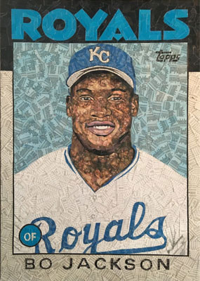 Tim Carroll Art – Bo Jackson