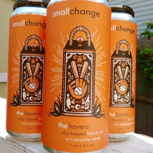 The Havens – Small Change Brewing