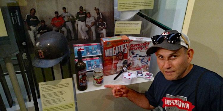 Viva la Baseball at Hall of Fame
