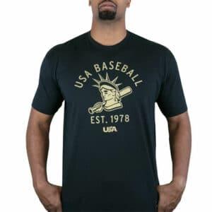 Baseballism: USA Baseball – Liberty Belle