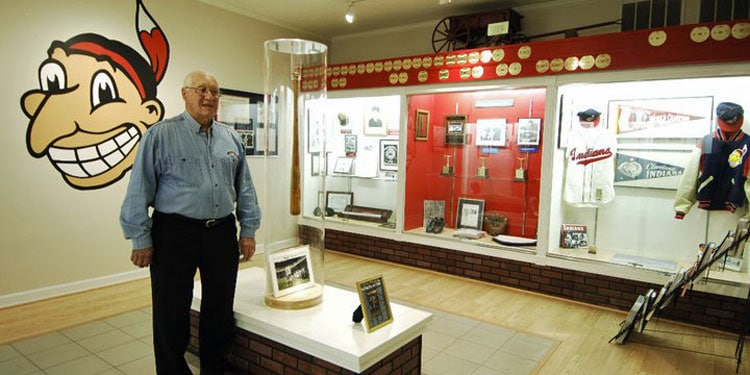 Bob Feller Museum Exhibit Hall