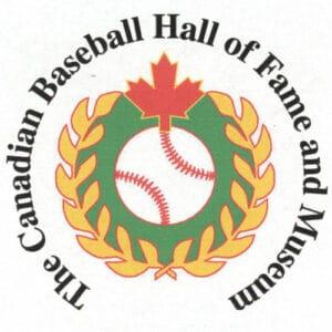 Canadian Baseball Hall of Fame logo