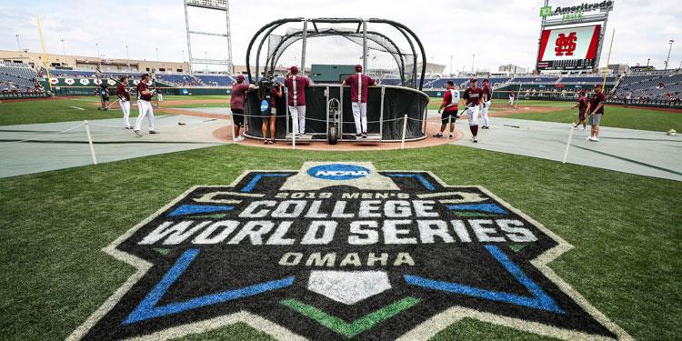 College World Series, Omaha, Nebraska