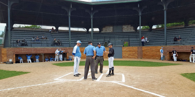 Doubleday Field manager meeting