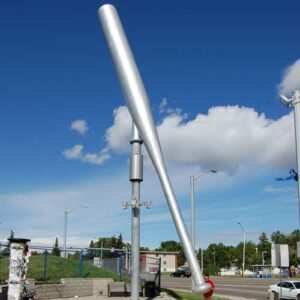 Edmonton Aluminum Baseball Bat