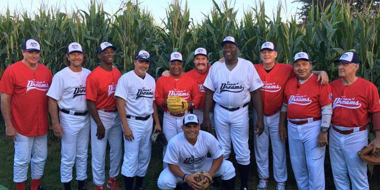 """Field of Dreams"""" Team of Dreams"""