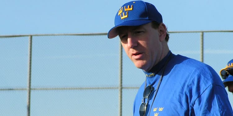 Jim Sasko, Sweden National Baseball Team