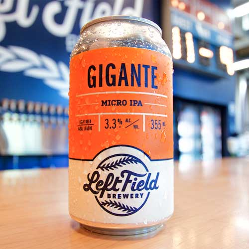 Gigante – Left Field Brewery