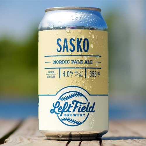 Sasko – Left Field Brewery