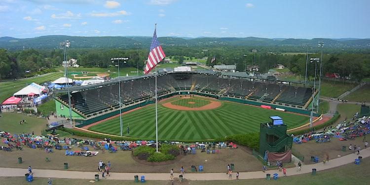 Little League World Series – Williamsport, PA