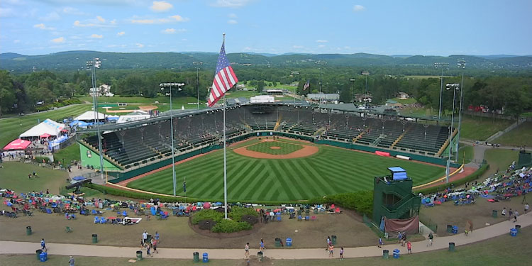 Little League World Series – Williamsport, PA
