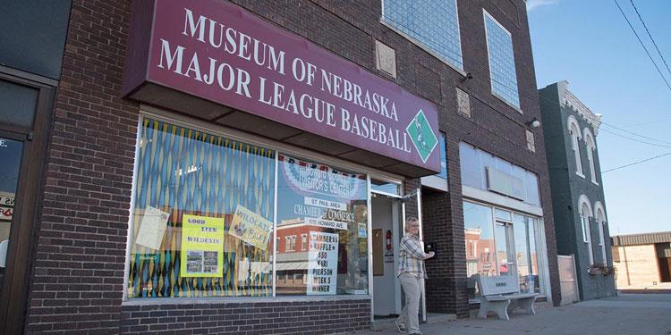 Museum of Nebraska Major League Baseball
