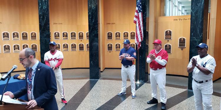 National Baseball Hall of Fame & Museum