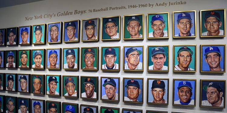 Yogi Berra Museum: New York City's Golden Boys