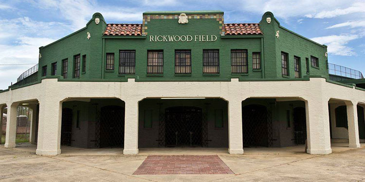 Rickwood Field, Birmingham, Alabama