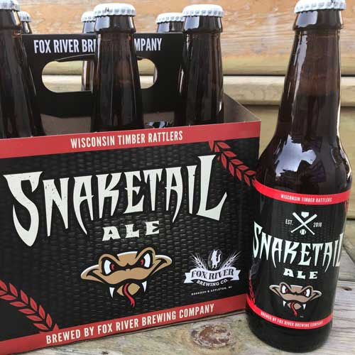 Snaketail Ale – Fox River Brewing