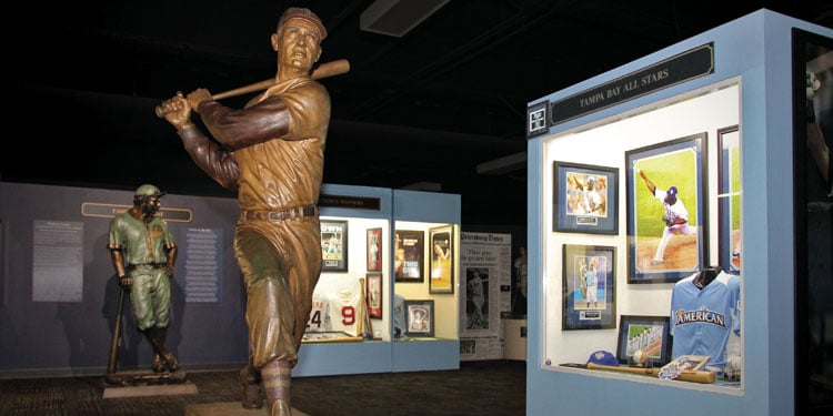 Tampa Baseball Museum & Hitters Hall of Fame