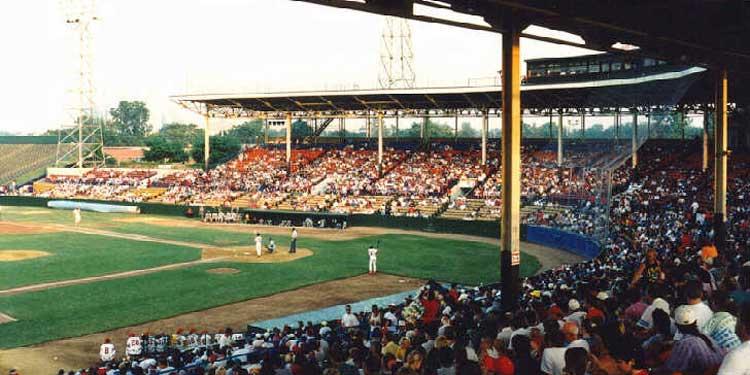 Bush Stadium, Home of the Indianapolis Indians