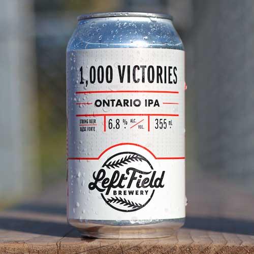 1,000 Victories - Left Field Brewery