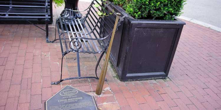 Louisville Slugger Walk of Fame