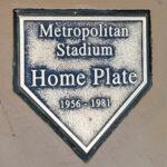 Metropolitan Stadium Home Plate