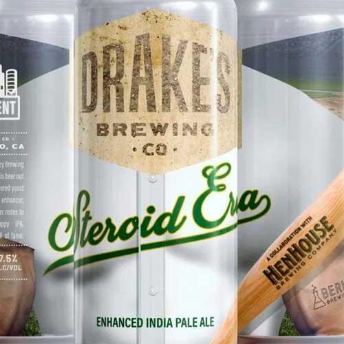 Drake's Brewing – Steroid Era