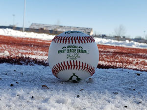 Merry League: The Official Baseball of Winterball