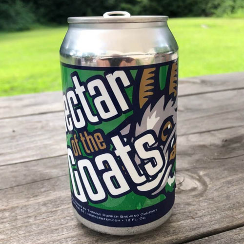 Nectar of the Goats Pale Ale by Thomas Hooker Brewery
