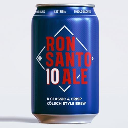 Ron Santo 10 Ale