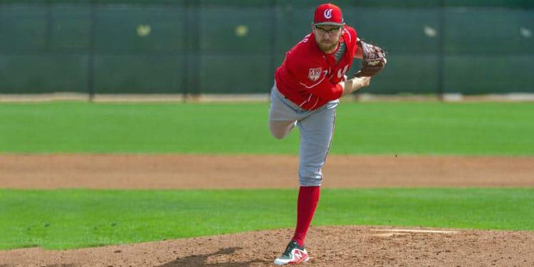 Alex Powers, Cincinnati Reds