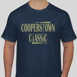 2019 Cooperstown Tee Shirt Front