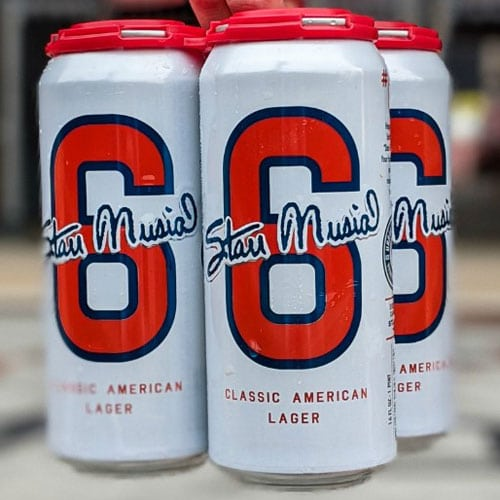 #6 Stan Musial American Classic Lager