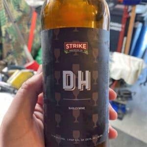 DH Barleywine by Strike Brewing