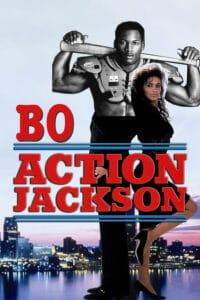 Action Bo Jackson, baseball movie