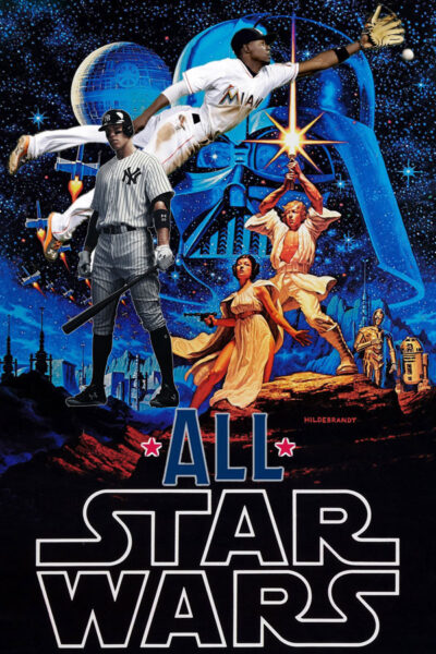 All-Star Wars, baseball movie