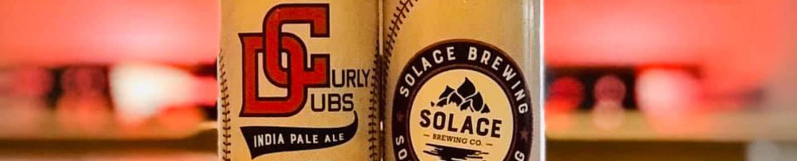 Curly Dubs IPA from Solace Brewing header