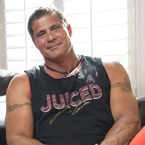 Jose Canseco Juiced