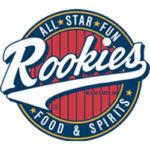 Rookies Food & Spirits logo