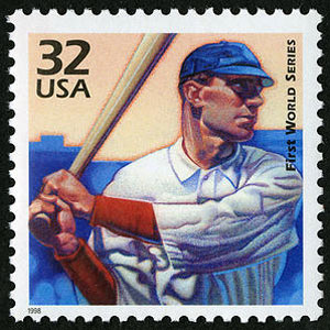 First World Series, Celebrate the Century U.S. Postage Stamp – 32¢