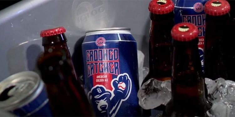 Crooked Catcher Bucket of Beer