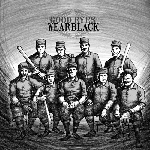 Good Ryes Wear Black by Hop Butcher for the World