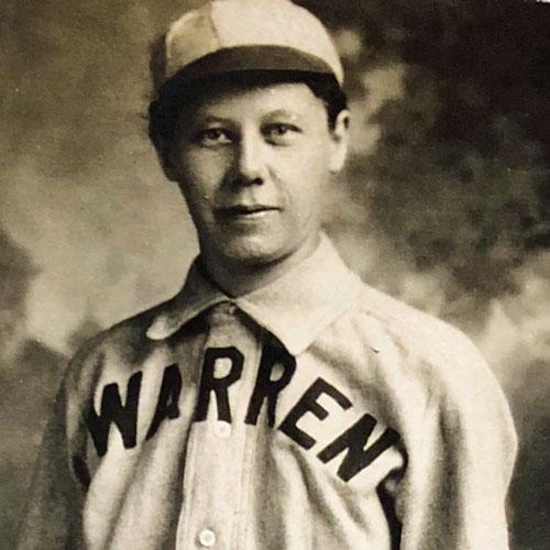 "Lizzie ""Spikes"" Murphy, First Pro Female Baseball Player"