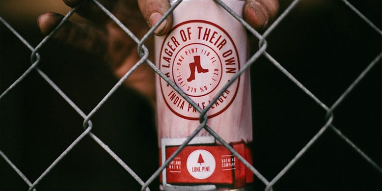 Lone Pine Brewing, A Lager of Their Own Behind the Fence